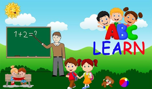 Preschool Kids Learning : ABC, Number, Colors for pc