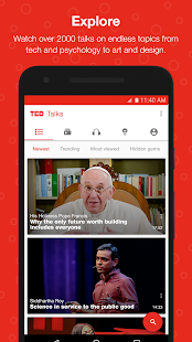 App TED APK for Kindle