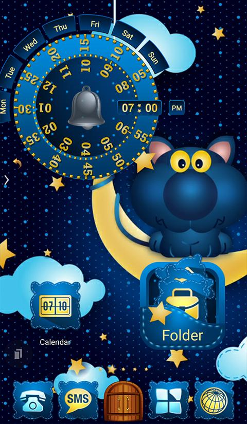 TSF NEXT MAGIC LULLABY THEME Screenshot 6