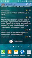 Screenshot of Reddinator: An App for Reddit