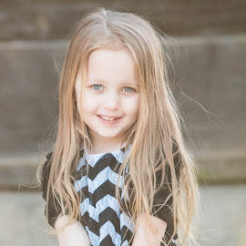 Cute Makayla by Jenny Hammer - Babies & Children Child Portraits ( child, girl, outdoor, toddler, cute )