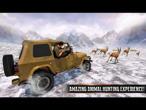 Sniper Deer Hunting Modern FPS Shooting Game APK screenshot thumbnail 19