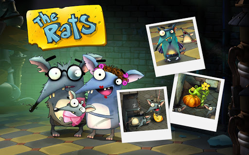 The Rats - screenshot