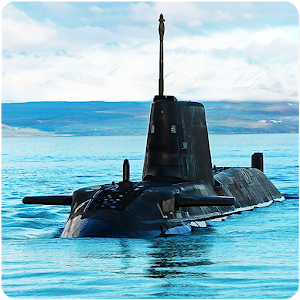 Navy War Russian Submarine 3D