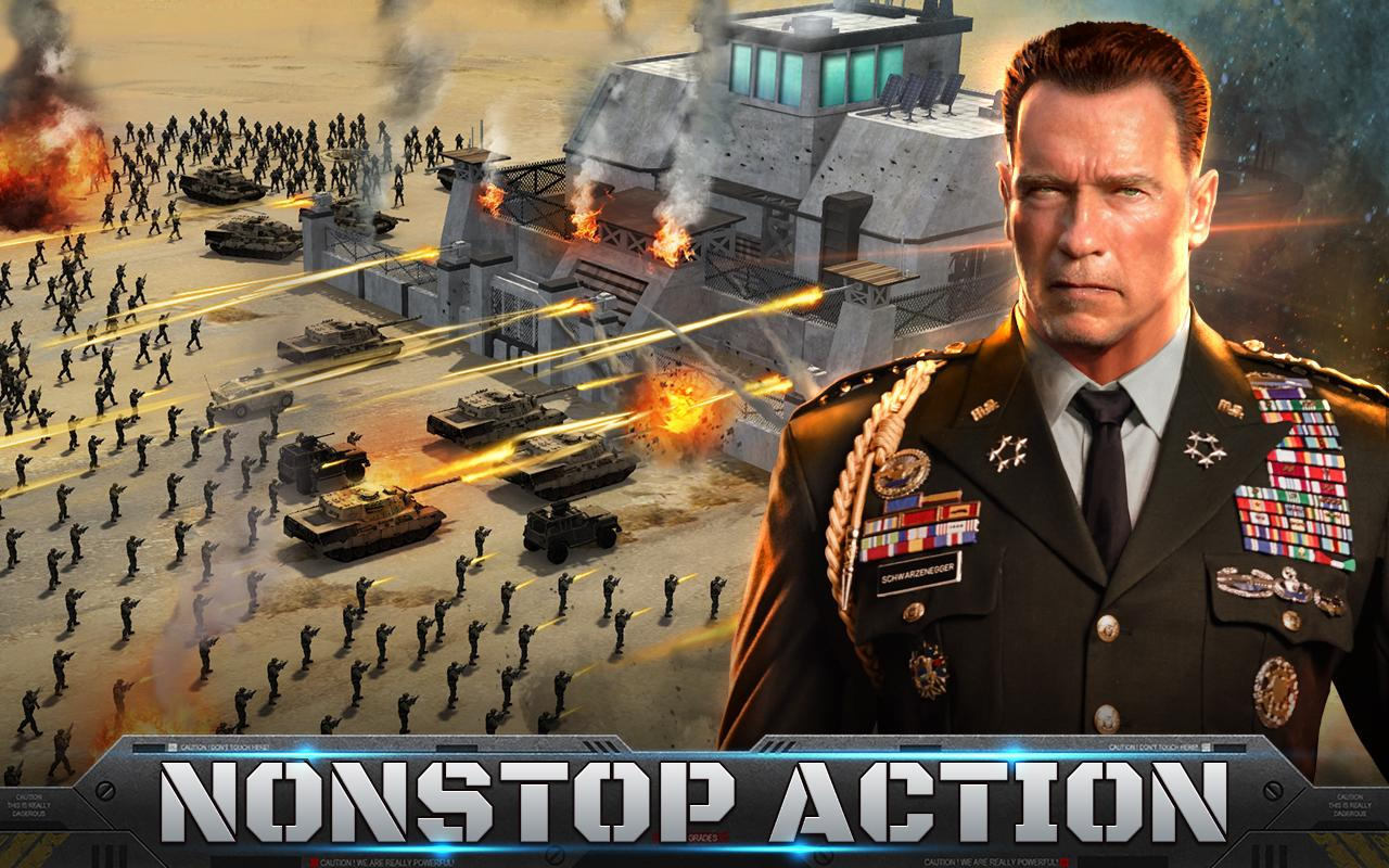 Mobile Strike Screenshot 12