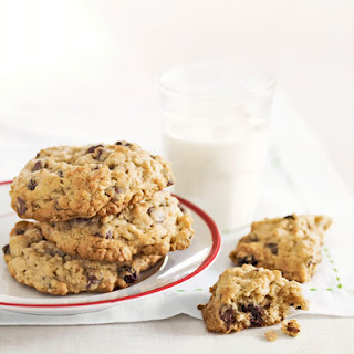 Chocolate Chip Oatmeal Walnut Raisin Cookies Recipes