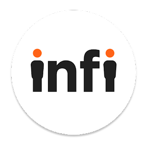 Make your life better with infi. APK Icon