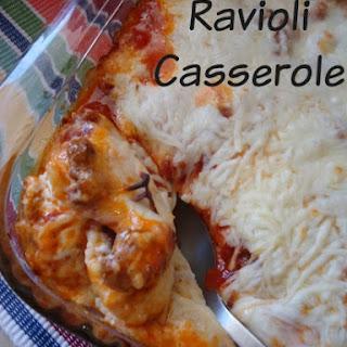 Beef Ravioli Casserole Recipes