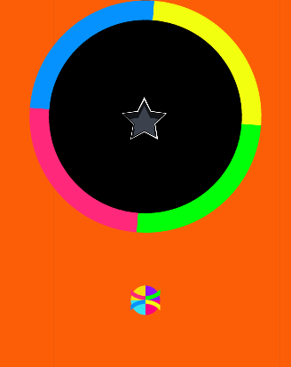 Tap Color Switch Pattern - screenshot