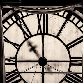 by Sean Marquantte - Buildings & Architecture Other Interior ( 2016, clocktower, denver, downtown denver, denver photographer, doors open denver, daniels & fisher, sean marquantte )