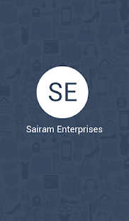 Sairam Enterprises - screenshot