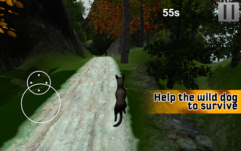 Wild Dog Life 3D - screenshot