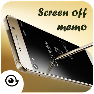Screen Off Memo 4 Galaxy Note