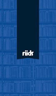 Riidr Books - screenshot