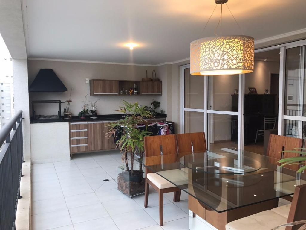 [Apartamento residencial à venda, Vila Arens, Jundiaí.]