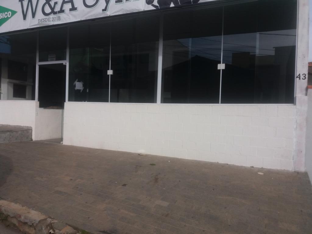 Galpão à venda, 249 m² por R$ 640.000 - Capela - Vinhedo/SP