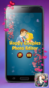 Happy Couples Photo Editor - screenshot
