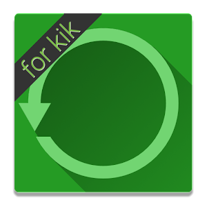 Backup & Restore for kik