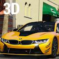 I8 Driving BMW Simulator 2017