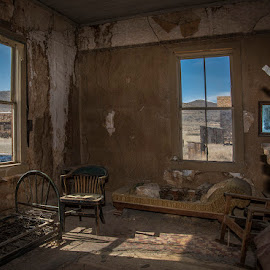 by Stephen  Barker - Buildings & Architecture Decaying & Abandoned