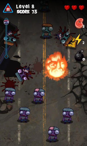 Zombie Smasher screenshot 2