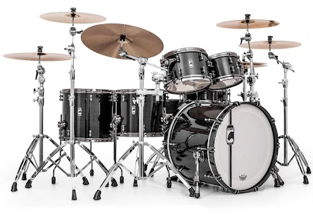 Drum set- screenshot