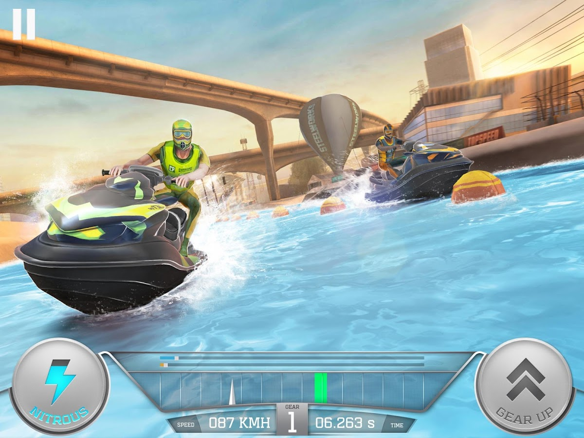Top Boat: Racing Simulator 3D Screenshot 9