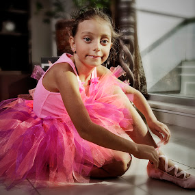ballerina by Reggie Talledo - Babies & Children Child Portraits ( 000000 )