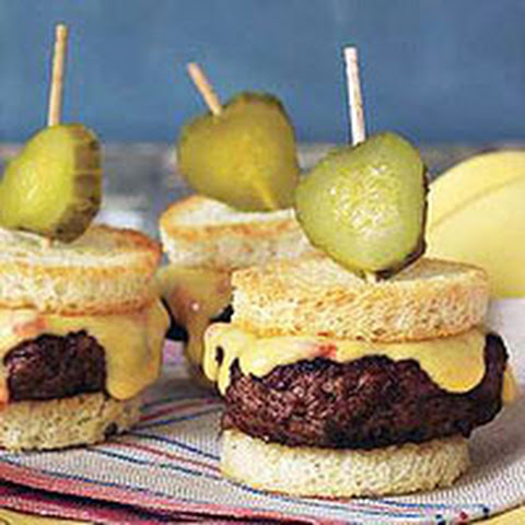 Pimiento Cheese Sliders