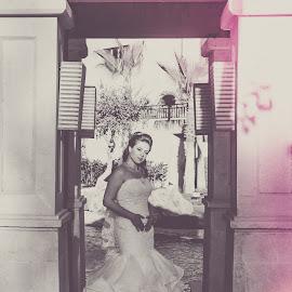 Charming by Hossam Ahmed - Wedding Bride ( dress, wedding, bride )