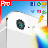 Download Color Flashlight on Call pro APK on PC