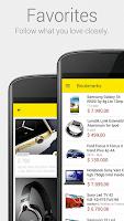 Screenshot of MercadoLibre