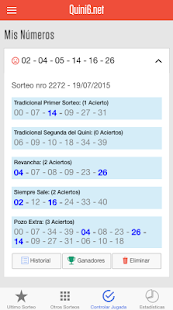 App Quini 6 Resultados APK for Windows Phone