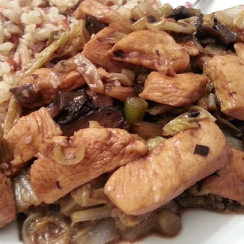 Easy Italian Chicken Breast in Slow Cooker