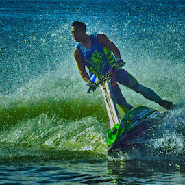 by Francisco Little - Sports & Fitness Watersports ( china, action, thrill )