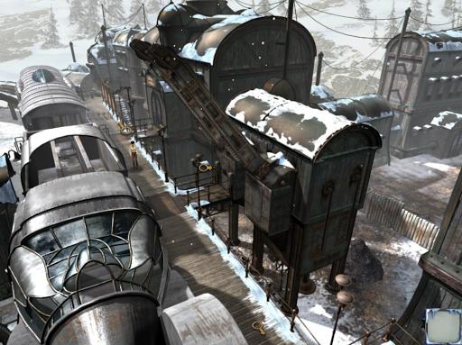 Сибирь 2 - screenshot