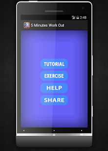 5 Minutes Daily Workout - screenshot