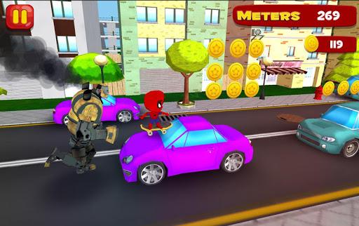 Skater Boy Epic Heroes screenshot 7