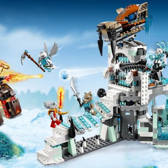 Ледяная крепость сэра Фангара