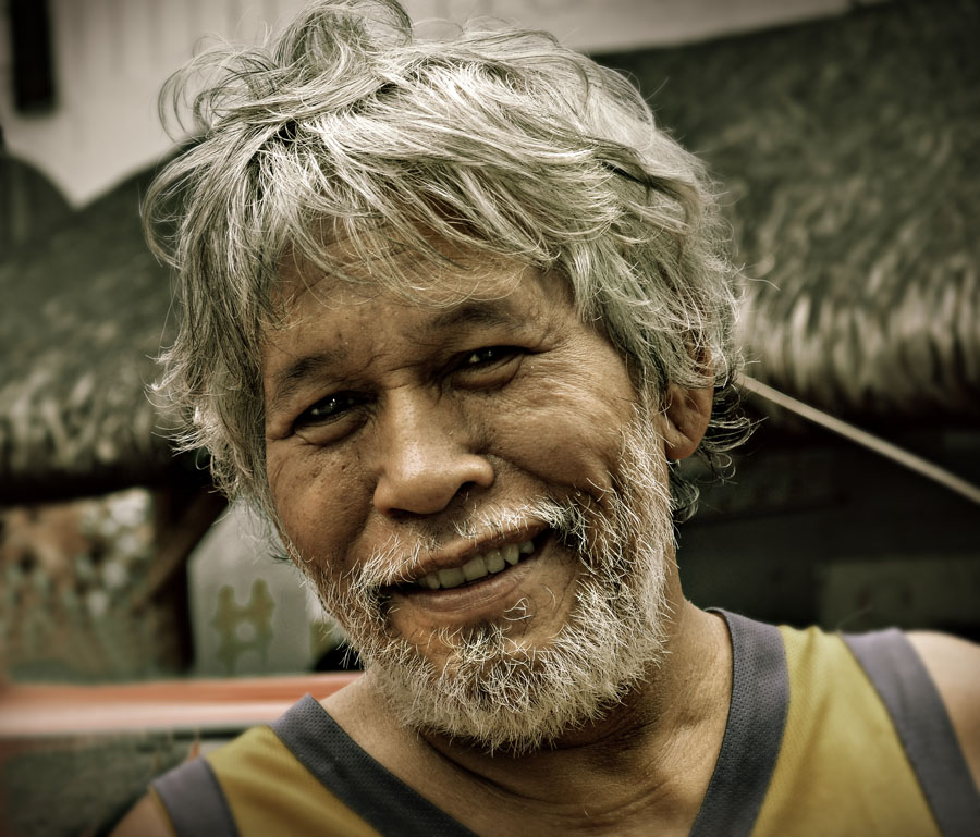 by Rodel Cabantac - People Portraits of Men