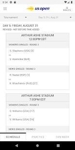 2019 US Open Tennis Championships