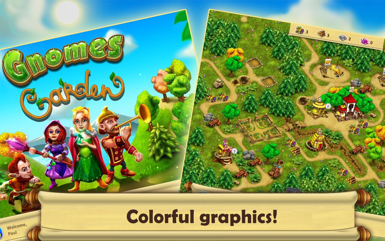 Gnomes Garden HD Screenshot 5