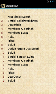 Learn Shalat Screenshot