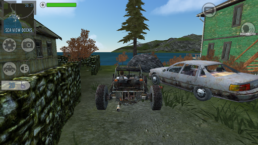 Experiment Z - Zombie screenshot 14