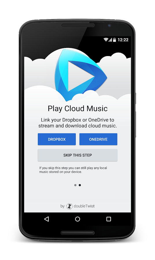 CloudPlayer™ by doubleTwist Screenshot 0