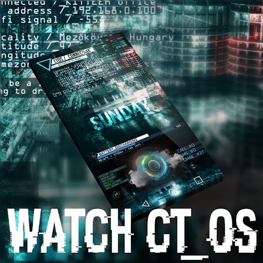 WATCH ct_OS skin Zooper Widget - screenshot