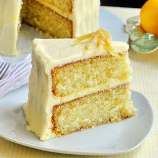 Lemon Velvet Recipes