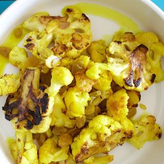 Golden Raisin Vinaigrette Recipes