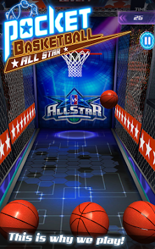Basketball By 3DGames APK screenshot thumbnail 23