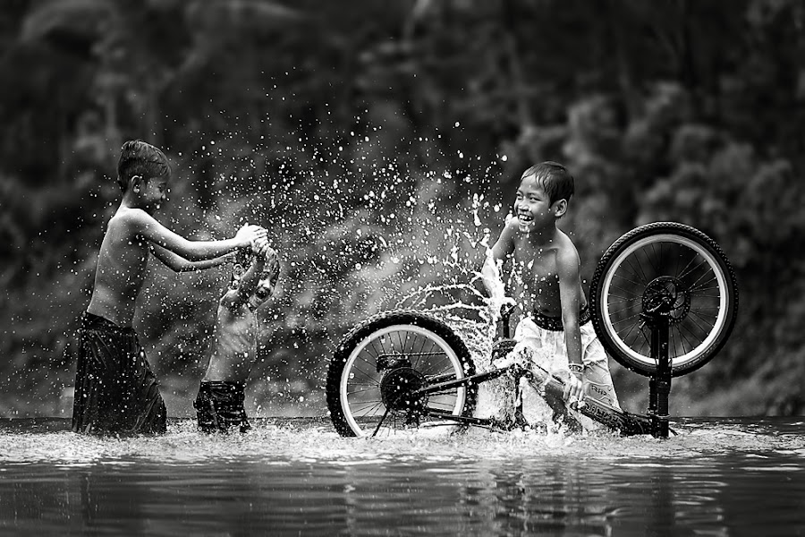 by Rudi Hartawan - Babies & Children Children Candids